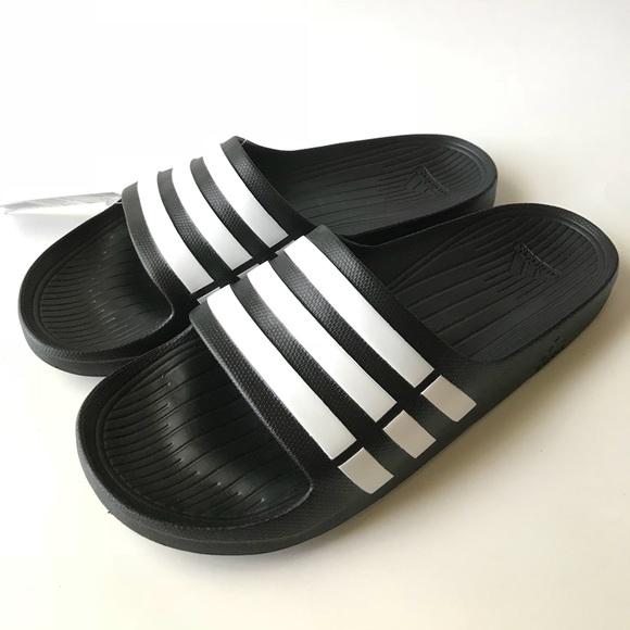 c8585a7435f Adidas men s slides sandals sz 11